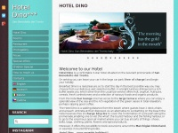 Hotel 3-star in San Benedetto del Tronto Italy near the beach Hotel Dino***