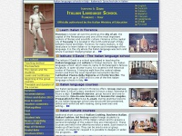 Italian Language School in Florence | courses In Italy | Learn Italian abroad - 2014 Offerings