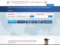 cambridgecollege.co.uk Thumbnail