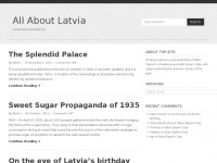 All About Latvia