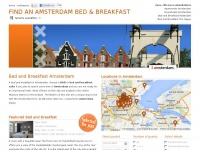 amsterdam-bed-and-breakfasts.com