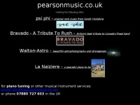 pearsonmusic.co.uk