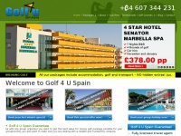 golf4uspain.com