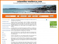 Cala Millor, the website dedicated to the Mallorcan holiday resort of Cala Millor, Cala Bona, Sa Coma and S'Illot