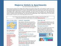 Majorca (Mallorca) Hotels and Apartments
