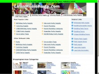 latinmusicparty.com