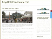 Barcelona Hotel | HOTEL CONTINENTAL BARCELONA   HOTEL CONTINENTAL PALACETE