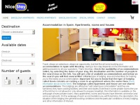 Apartments in Barcelona | Apartments in Madrid | Nicestay.net
