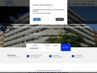apartamentosgoya75.com