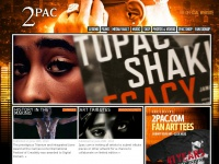 2pac.com | The Official Website | 2PAC.COM - The Official Website