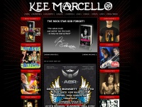 Kee Marcello | The rock star god forgot