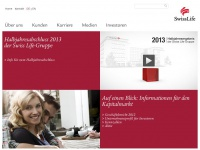 Vorsorge- und Finanzlösungen - Swiss Life