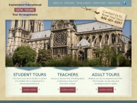 www.cetatour.com CETA Tours - Customized Student and Adult Tours | Student ...