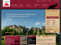 edinburghcastle.gov.uk Thumbnail