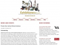 ExhibitionsNet.com - The UK Gallery, Museum, Heritage and Visitor Attraction Centre
