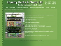 countryherbs.co.uk
