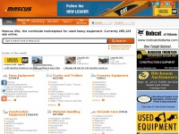 Used Construction & Farm Equipment - Mascus USA | Used Heavy Machinery