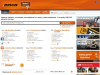 Online marketplace with used machinery and equipment - Mascus Ireland