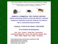 proactivepestprevention.co.uk