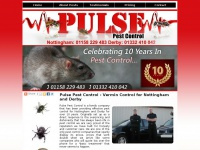 pulsepestcontrol.co.uk