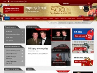 Myroyalmail.com - myroyalmail | The Royal Mail people site