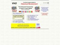 Historical Revisionism by Vrij Historisch Onderzoek