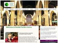 kendalparishchurch.co.uk Thumbnail