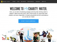 mycharitywater.org Thumbnail