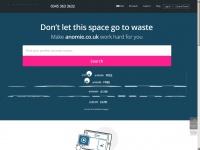 anomie.co.uk Thumbnail
