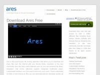 Download Ares Free - Download Music, Movies and Software Free