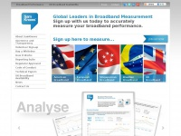 SamKnows - Accurate broadband performance information for consumers, governments and ISPs