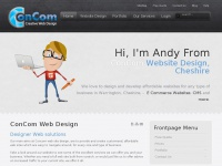 concomwebdesign.co.uk
