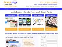 homepage.uk.com