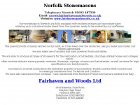 norfolkstonemasons.com