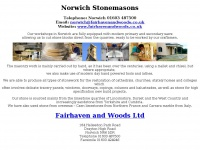 norwichstonemasons.com