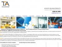 Trimacoustics.co.uk
