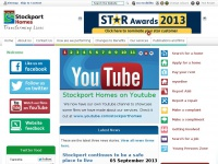 stockporthomes.org Thumbnail