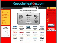Boiler Spares, Boiler Parts & Gas Heating Parts UK - Keeptheheaton.com