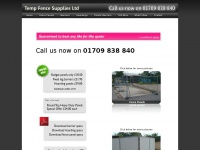 Tempfence.co.uk