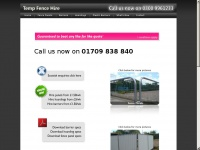Tempfencehire.co.uk