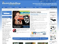 Theelectricgateshop.co.uk