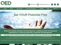 Qedcoaching.co.uk