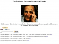 Feynman-physics-lectures.co.uk