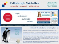 Edinburgh Website Design : Web Designers Edinburgh, Scotland