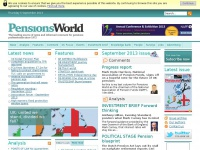 pensionsworld.co.uk Thumbnail