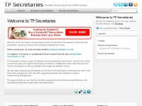 Tp-secretaries.co.uk