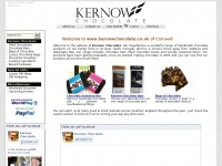 kernowchocolate.co.uk Thumbnail