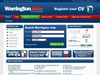 warrington-jobs.co.uk Thumbnail