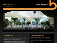 Beesmarquees.co.uk