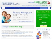 Harringtonbrooks.co.uk - Debt Management - IVA - Bankruptcy | Harrington Brooks